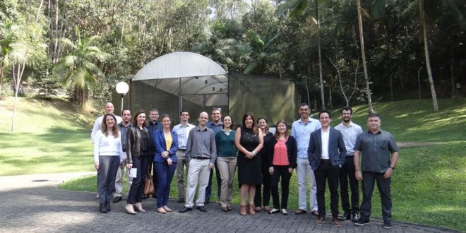 Participantes da Força Tarefa Brasil